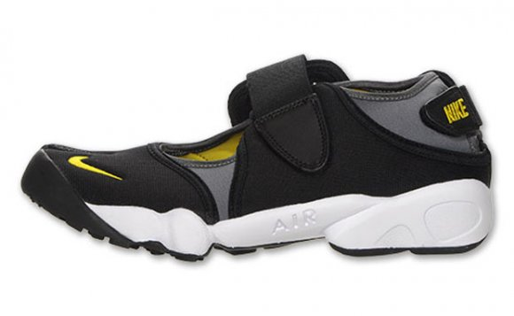 Nike Air Rift - Black/Tour Yellow