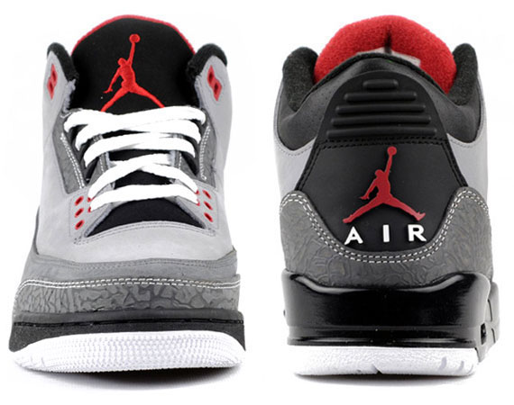 Air Jordan III Retro - Stealth