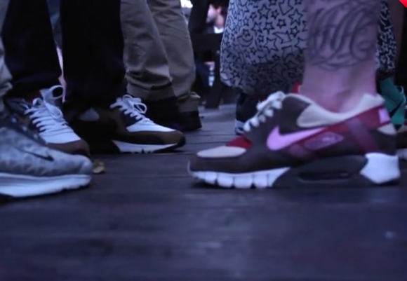 Crooked Tongues and Nike Sportswear BBQ 2011