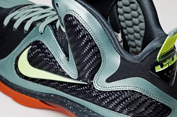 online store 2baed 9dc71 ... Nike LeBron 9 - Cannon ...