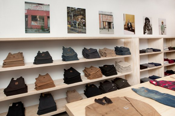 Carhartt WIP Rome Store Re-Opening