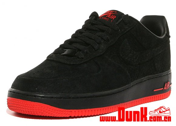 Nike Air Force 1 Low VT BlackMax Orange