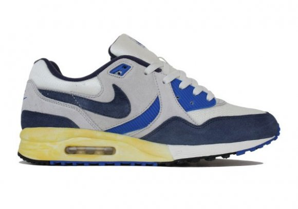 Nike Air Max Light VNTG QS Midnight Navy/Neutral Grey