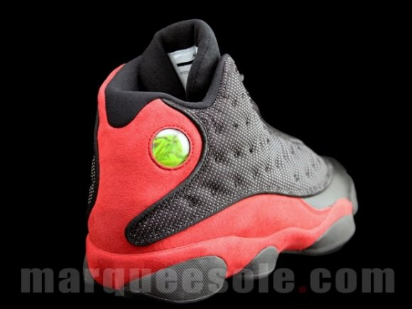 Air Jordan 13 - Black/Red