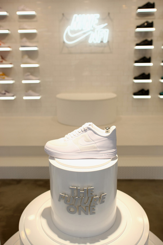Nike Air Force 1 - The Pivot Point Pop-Up Shop Tokyo
