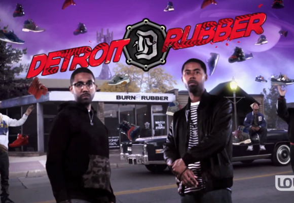 Burn Rubber Presents: Detroit Rubber Episode 1