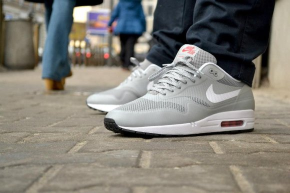 Nike Air Max 1 Hyperfuse 'Reflective Silver' (by