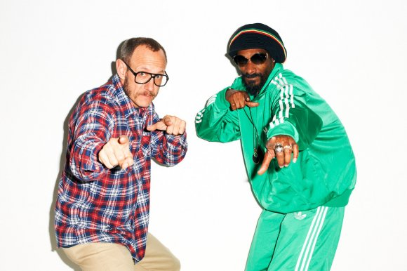 Snoop Dogg by Terry Richardson for VICE Magazine