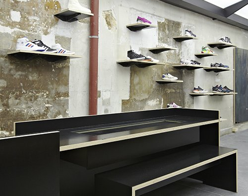adidas No42 Store Paris