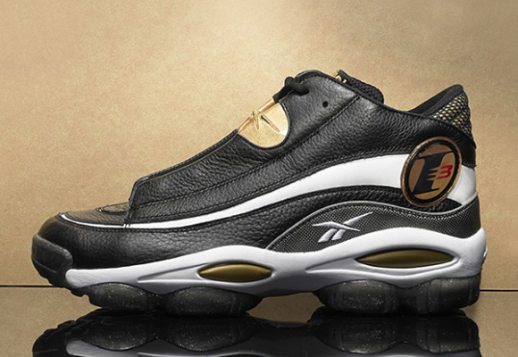 Reebok Answer I - Black/Gold