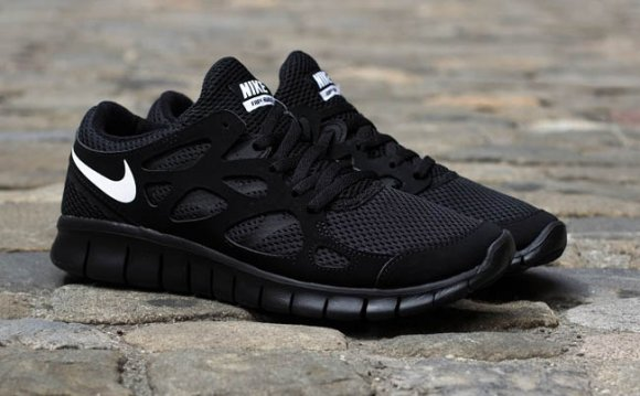 new style 7a546 0e313 ... coupon code for nike free run 2 nsw black white f1f35 93f7b