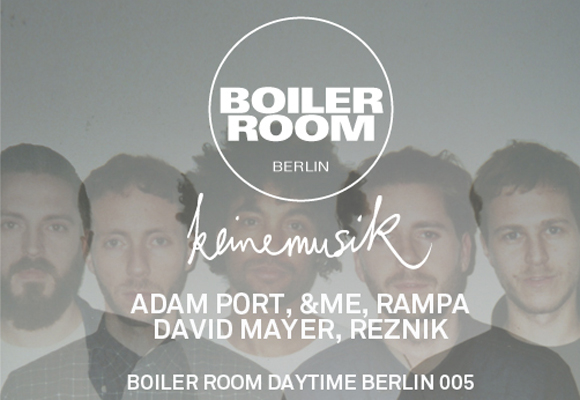 Adam Port Boiler Room Berlin 60 Min DJ Set