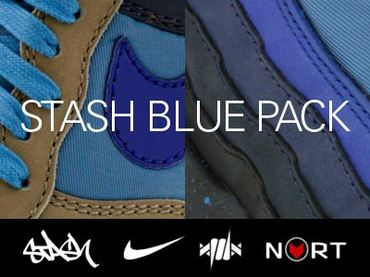 Nike Stash Blue Pack