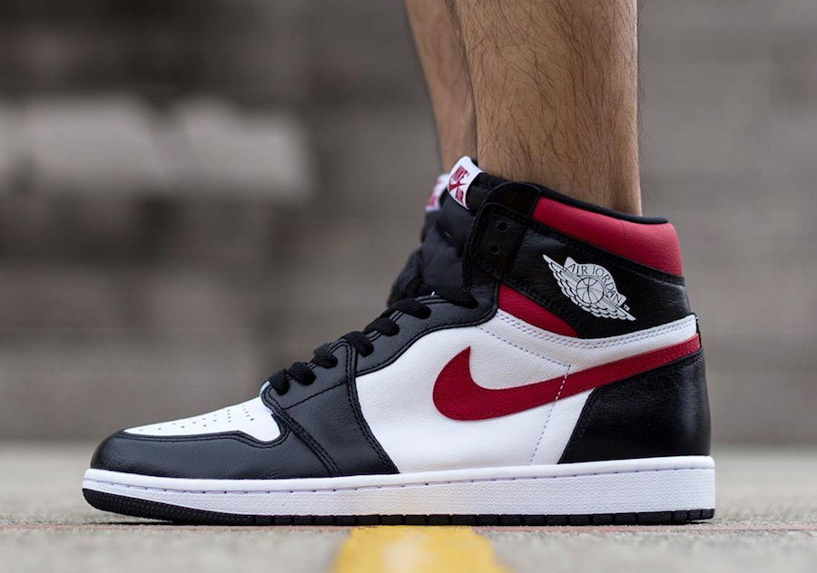 On Feet: Air Jordan 1 High OG 'Gym Red'