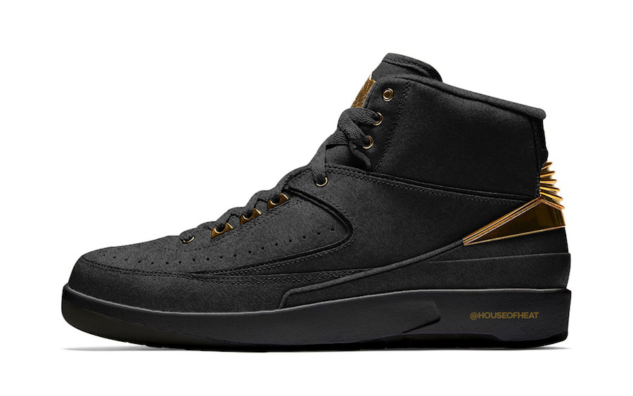 Air Jordan 2 'Black History Month' - Data Premiery