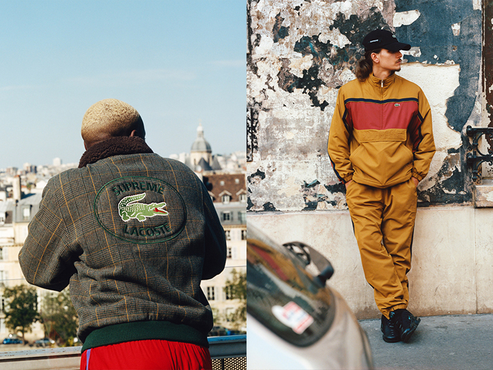 Supreme x Lacoste Kolekcja Fall/Winter 2019