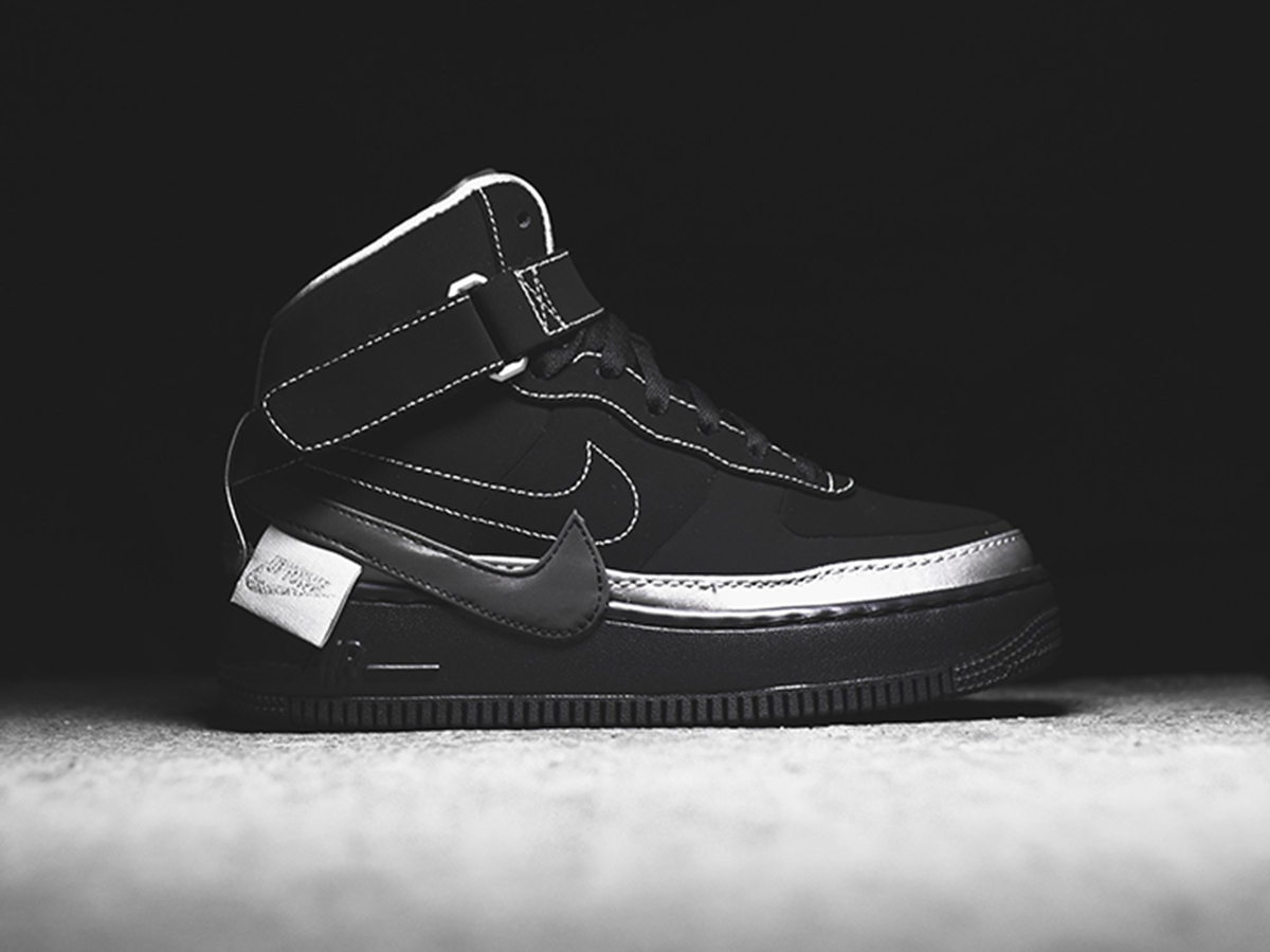 Rox Brown x Nike Air Force 1 Jester High