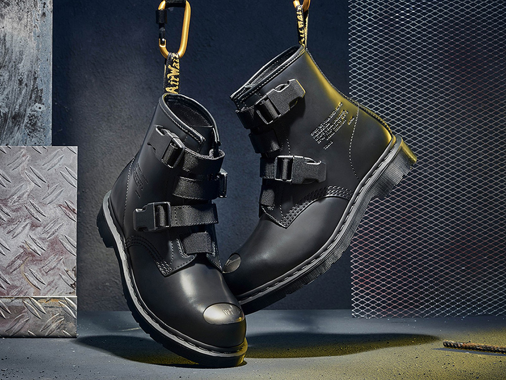 WTAPS x Dr. Martens 1460 Remastered