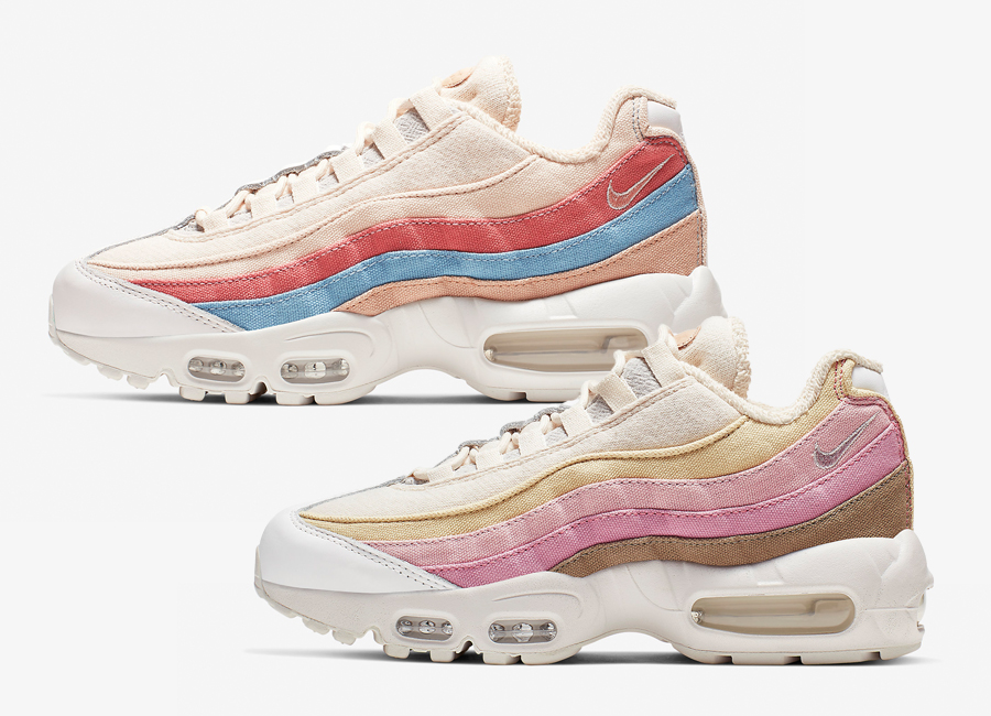 Nike Air Max 95 'Plant Color' Pack