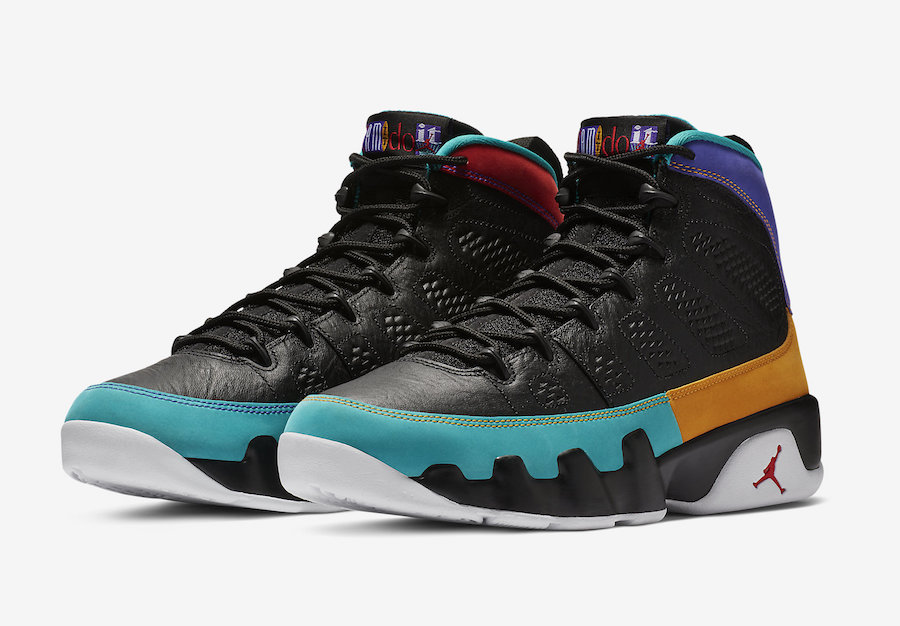 Air Jordan 9 'Dream It, Do It' - Oficjalne Zdjęcia